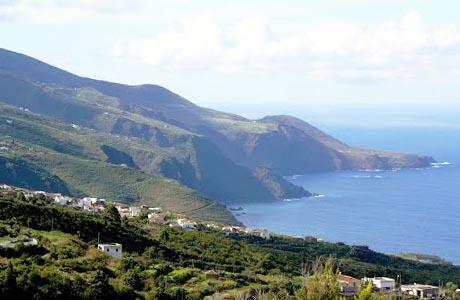 Mirador de La Tosca · Barlovento · Trayectos habituales en taxi del norte de La Palma. Taxi en La Palma.