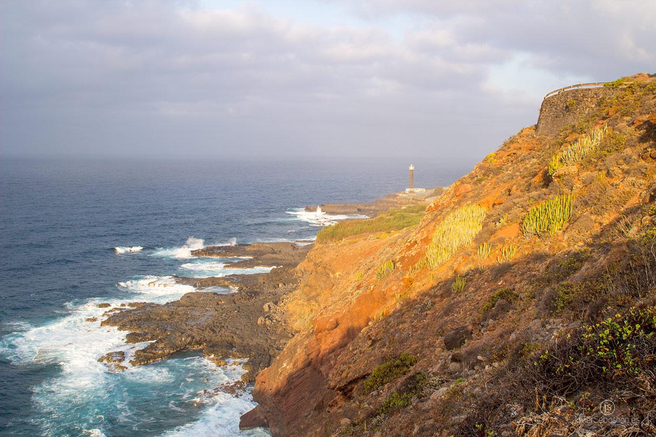 Piscinas de La Fajana · Barlovento · Trayectos habituales en taxi del norte de La Palma. Taxi en La Palma.