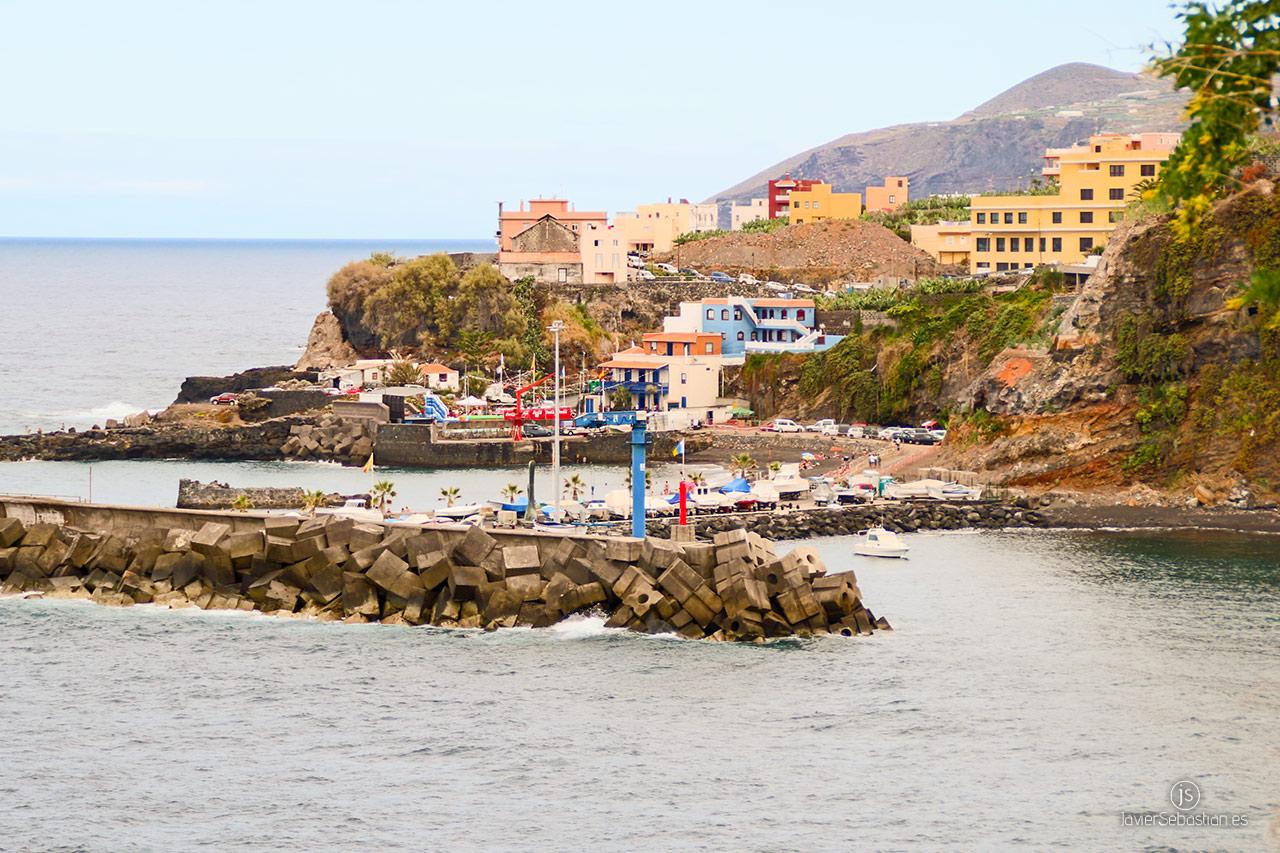 Trayectos habituales en taxi del norte de La Palma. Desde Los Sauces hacia el Puerto Espíndola · Tu Taxi en La Palma.
